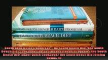 South Beach Diet 6 Book Set  The South Beach Dietthe South Beach Diet Cookbookthe South