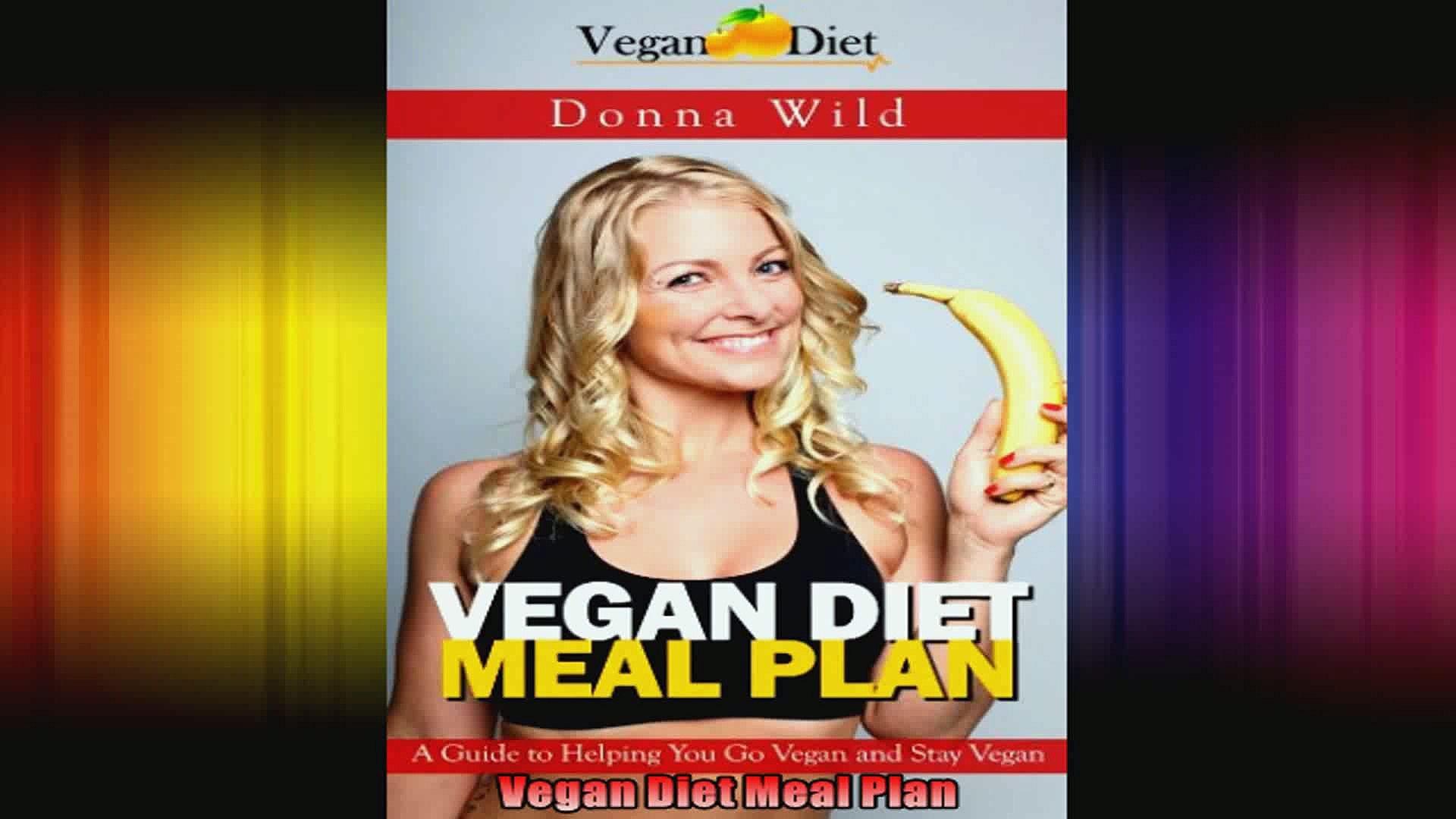Vegan Diet Meal Plan