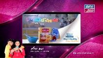 Bahu Begam Episode 73 Full on Ary Zindagi - Bahu Begam 3 October 2014