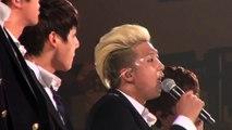140810 BTS - Self-Introuducing Kcon2014 M! Countdown