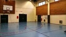 Basket tricks Ilyès Noé