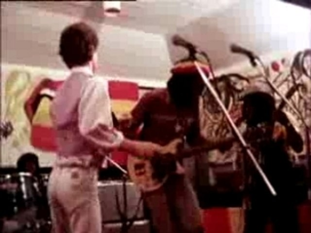 Peter Tosh & Mick Jagger - Don'T Look Ba