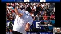 Demi-finale de l'Europétanque Département des Alpes-Maritimes à Nice 2015 : WebRADIO ROCHER vs PHILIPSON