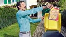 Les Gaulois pour Eco-Emballages - «Simple comme bonjour: la boîte de céréales» - décembre 2015