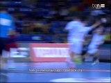 لقاء شافي باسكوال مدرب يد برشلونة في beinsports