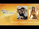 Konjam Konjam Video Song - Arinthum Ariyamalum   Arya   Navdeep   Samiksha   Yuvan Shankar Raja