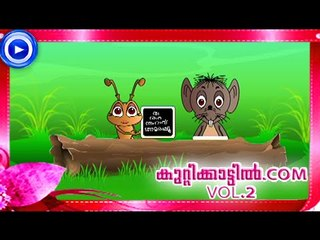 Malayalam Animation For Children 2015 - Kuttikattil.Com  - Malayalam Cartoon For Children - Part -5