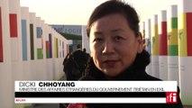 """Dicki Chhoyang : """"L'impact de la fonte des glaciers du Tibet est global"""""""