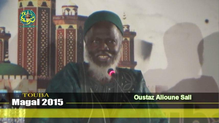 Magal Touba 2015: Message de Oustaz Alioune Sall