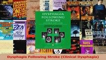 PDF Download  Dysphagia Following Stroke Clinical Dysphagia PDF Full Ebook