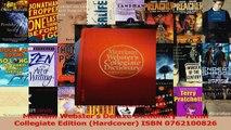Merriam Websters Deluxe Dictionary  Tenth Collegiate Edition Hardcover ISBN 0762100826 Read Online