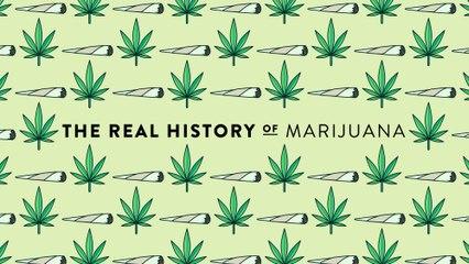 The Real History of Illegal Drugs: Marijuana
