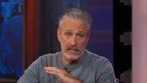 "Jon Stewart returns to ""Daily Show"" to help 9/11 responders"