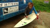 Belle-ile en mer - Amaury et le Belle-ile Surf Club - TVBI Belle-ile en mer 24/7