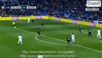 Karim Benzema Goal Real Madrid 1 - 0 Malmo Champions League 8-12-2015