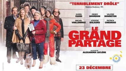 LE GRAND PARTAGE - Bande Annonce - au cinéma le 23 décembre