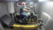 2016 Ducati Scrambler Urban Enduro DYNO VIDEO