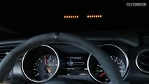 Shelby GT350 Mustang Performance Shift Light Indicator