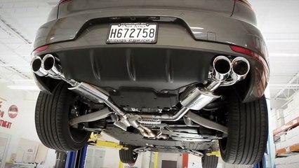 FABSPEED MOTORSPORT | Porsche Macan Turbo Maxflo Performance Exhaust