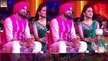 Geeta Basra & Harbhajan Singh's SANGEET CEREMONY