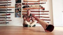 Jesse Lethbridge Didge at Didgeridoo Breath