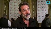 Jeffrey Dean Morgan Talks About His Role on 'The Walking Dead'