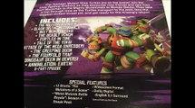 Critique DVD Teenage Mutant Ninja Turtles:  Revenge