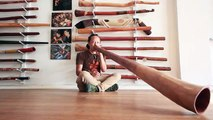 Jesse Lethbridge Didge (#2619) at Didgeridoo Breath
