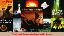 Read  The Most Requested Acoustic Songs EBooks Online