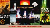 Read  The Most Requested Broadway Songs EBooks Online