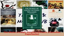 PDF Download  The Works of Ralph Vaughan Williams Clarendon Paperbacks PDF Full Ebook