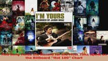 Download  Im Yours  Jason Mraz  PianoVocalGuitar Sheet Music Ebook Free