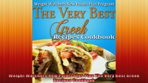 Weight Watchers New Points Plus Plan The Very Best Greek Recipes Cookbook