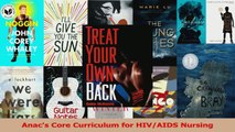Anacs Core Curriculum for HIVAIDS Nursing Read Online