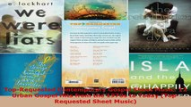 Read  TopRequested Contemporary Gospel Sheet Music 12 Urban Gospel Hits from the 1970s to Ebook Free