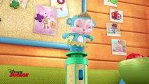 Eat Healthy! (A Doc McStuffins Health Check Up) | Doc McStuffins | Disney Junior UK