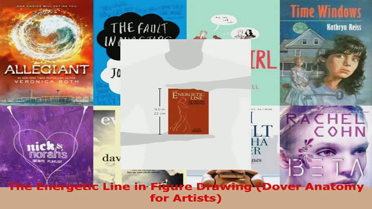 The Energetic Line in Figure Drawing (Dover Anatomy for Artists)