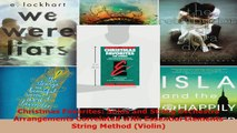Read  Christmas Favorites Solos and String Orchestra Arrangements Correlated with Essential EBooks Online
