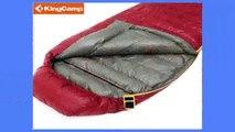 Best buy Sleeping Bag  Kingcamp Favourer 400 Down Sleeping Bag  Lightweight Super Warm 34 Season Down Sleeping