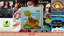 Download  Big Birds Rhyming Book Sesame Street Street PopUp Book EBooks Online
