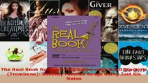 Read  The Real Book for Beginning Elementary Band Students Trombone Seventy Famous Songs Ebook Free