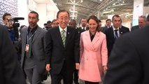 COP21 : 8 décembre, la journée de Ségolène Royal en images