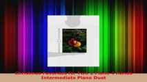 Read  Christmas Favorites for Two 1 Piano 4 Hands Intermediate Piano Duet Ebook Free