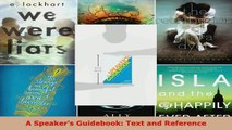 PDF Download] A Speaker's Guidebook with The Essential Guide to