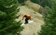 Candide Thovex fait du ski sur l'herbe pour la nouvelle pub Audi Quattro