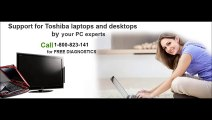 Toshiba Support Australia Available Both Emails And Telephone Dial Toll-Free Number 1-800-823-141