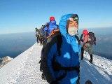 été 09, record 20 mont-Blanc 17 ème mont-Blanc