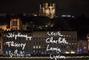 Lyon rend hommage aux victimes des attentats