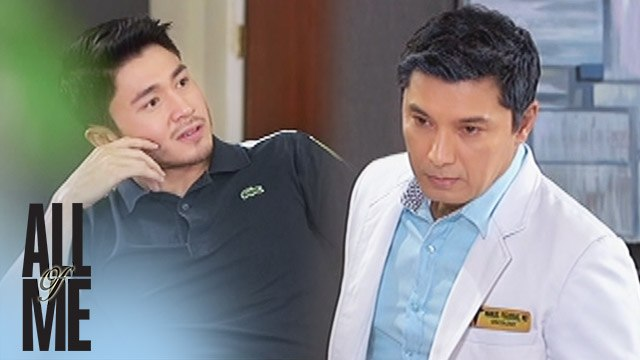 All Of Me: Manuel and Henry's Confrontation