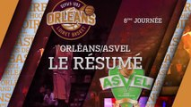 Résumé - J08 - Orléans reçoit l'ASVEL